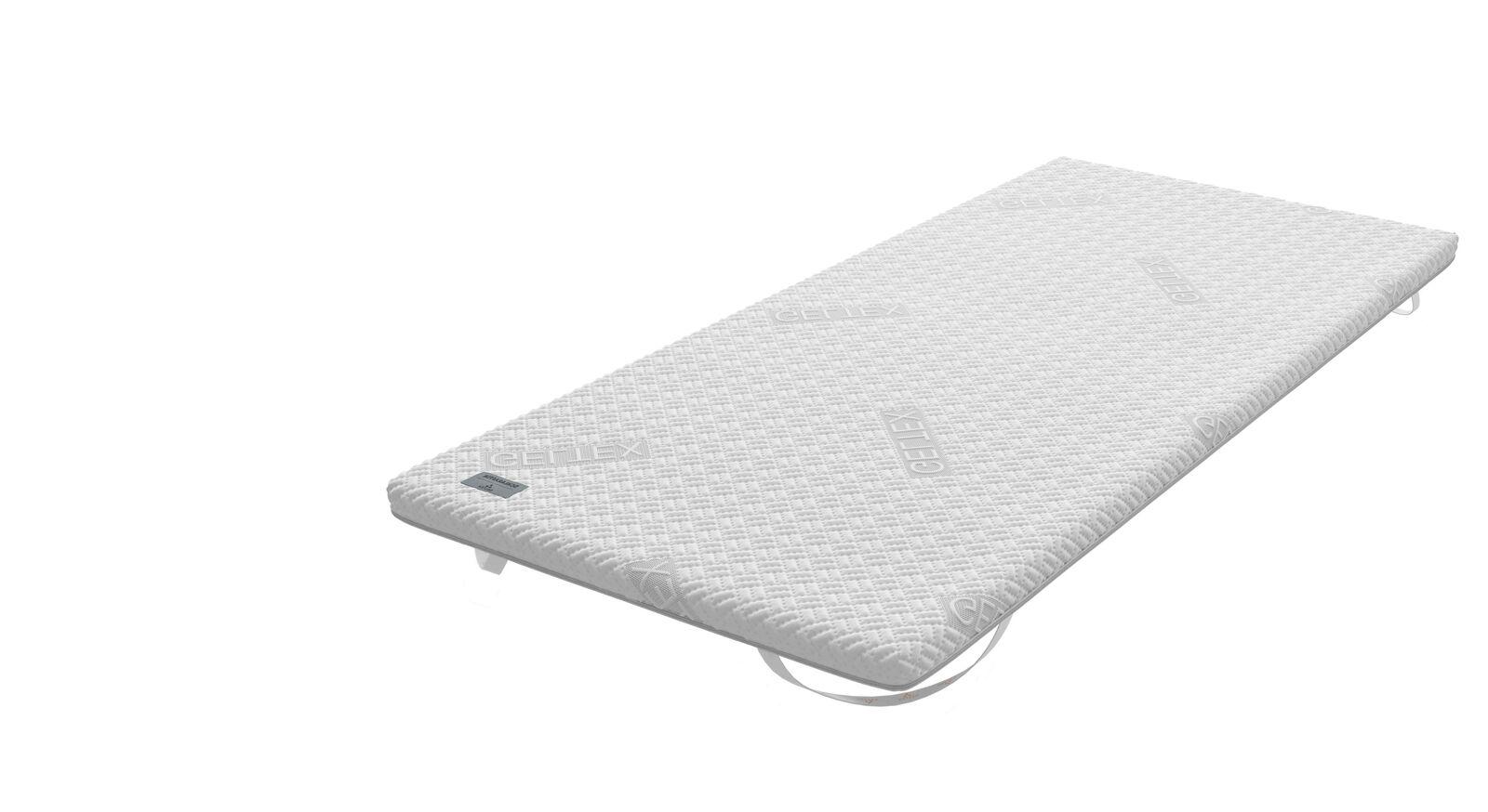 SCHLARAFFIA GELTEX-Topper Roll-n-Sleep für klimaregulierenden Schlafkomfort