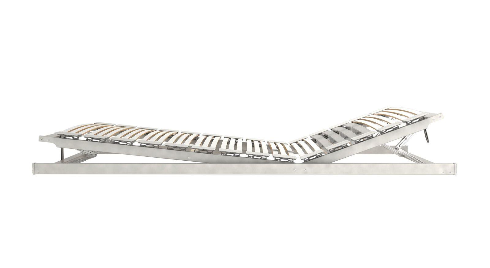 SCHLARAFFIA Lattenrost ComFEEL 40 Plus NV/KF mit bequemer Verstellung