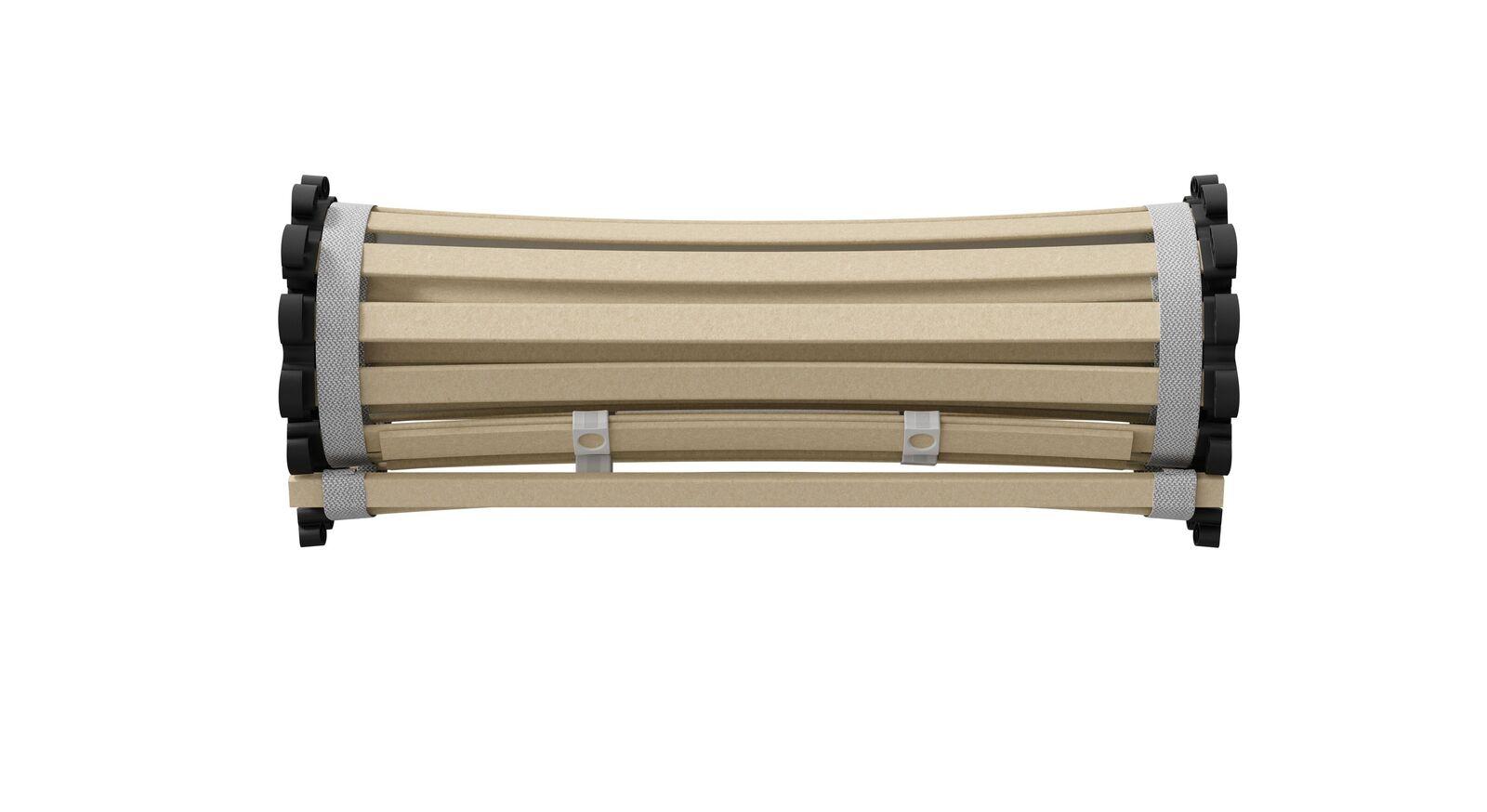 SCHLARAFFIA Lattenrost Roll-n-Sleep für Gästebetten