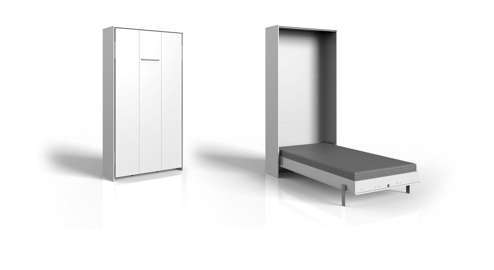 Schrankbett Milagro in 90 cm Breite