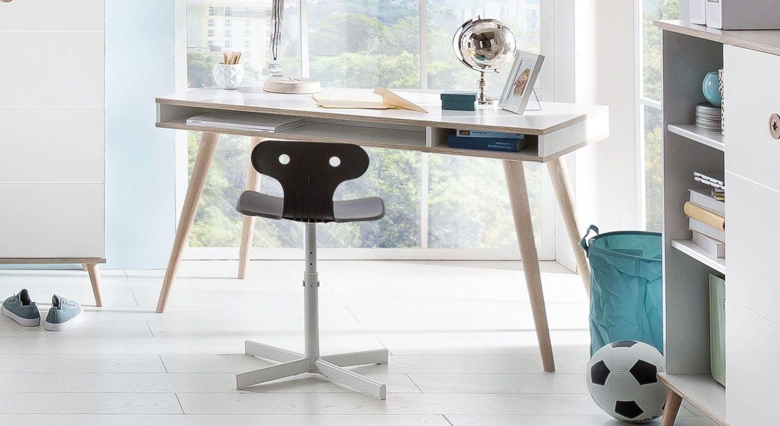 Schreibtisch Beano in Retro-Optik