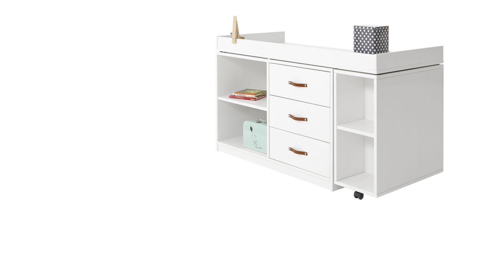 Platzsparender Kinder-Schreibtisch Original drehbar von LIFETIME