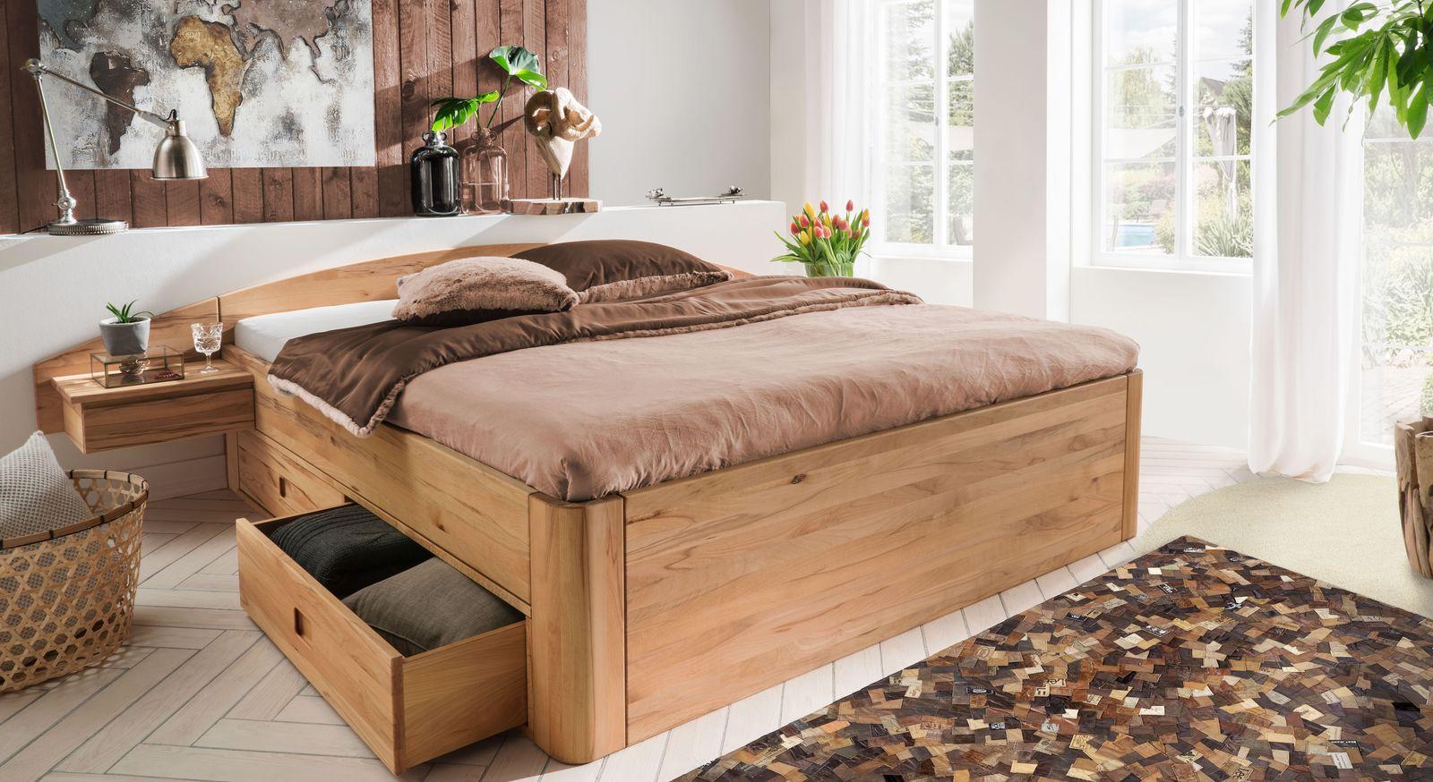 Passende Produkte zum Schubkasten-Bett Burgau