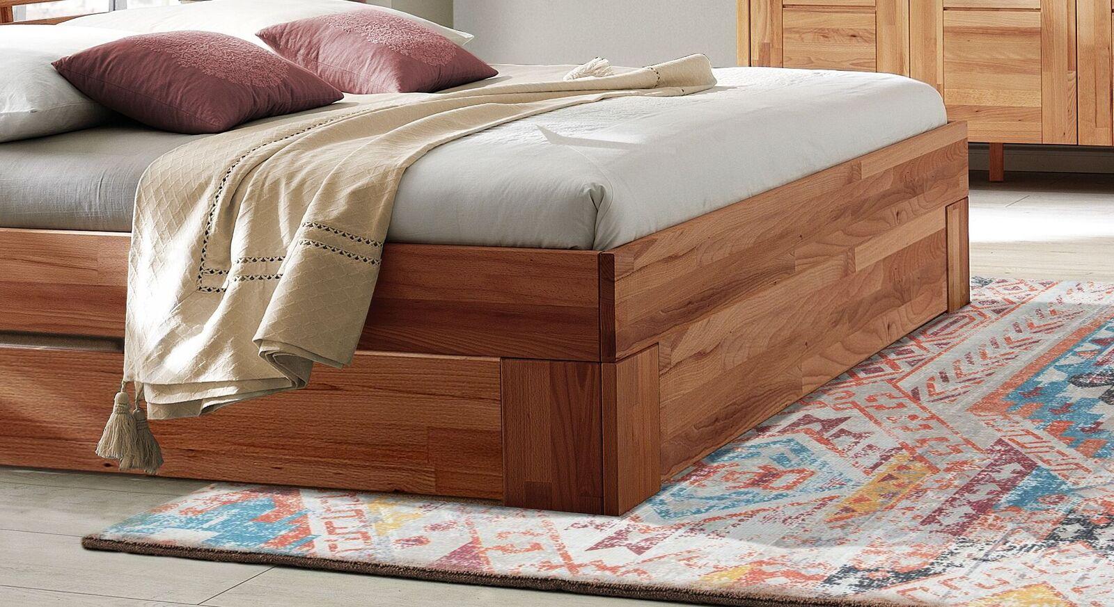 Schubkasten-Bett Halvar inklusive Bettkasten