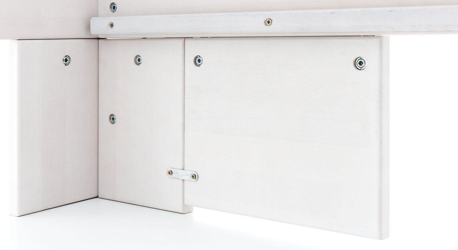 Schubkasten-Bett Valor mit praktischer Blende