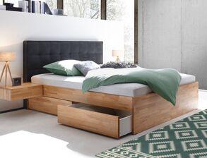 Betten Mit Stauraum Stauraumbetten Günstig Kaufen Betten De