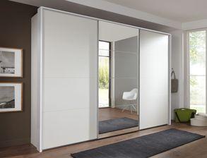 schlafzimmer komplett mit boxbett und schiebet renschrank. Black Bedroom Furniture Sets. Home Design Ideas