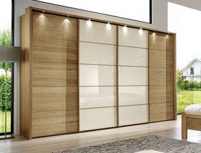 kleiderschrank mit schiebet ren g nstig kaufen. Black Bedroom Furniture Sets. Home Design Ideas