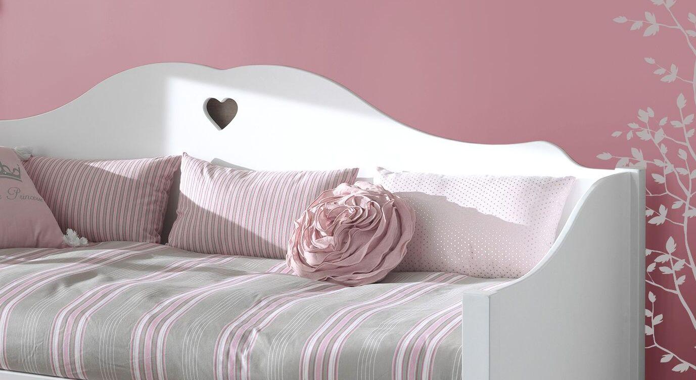 Sofabett Asami im trendigen Landhausstil