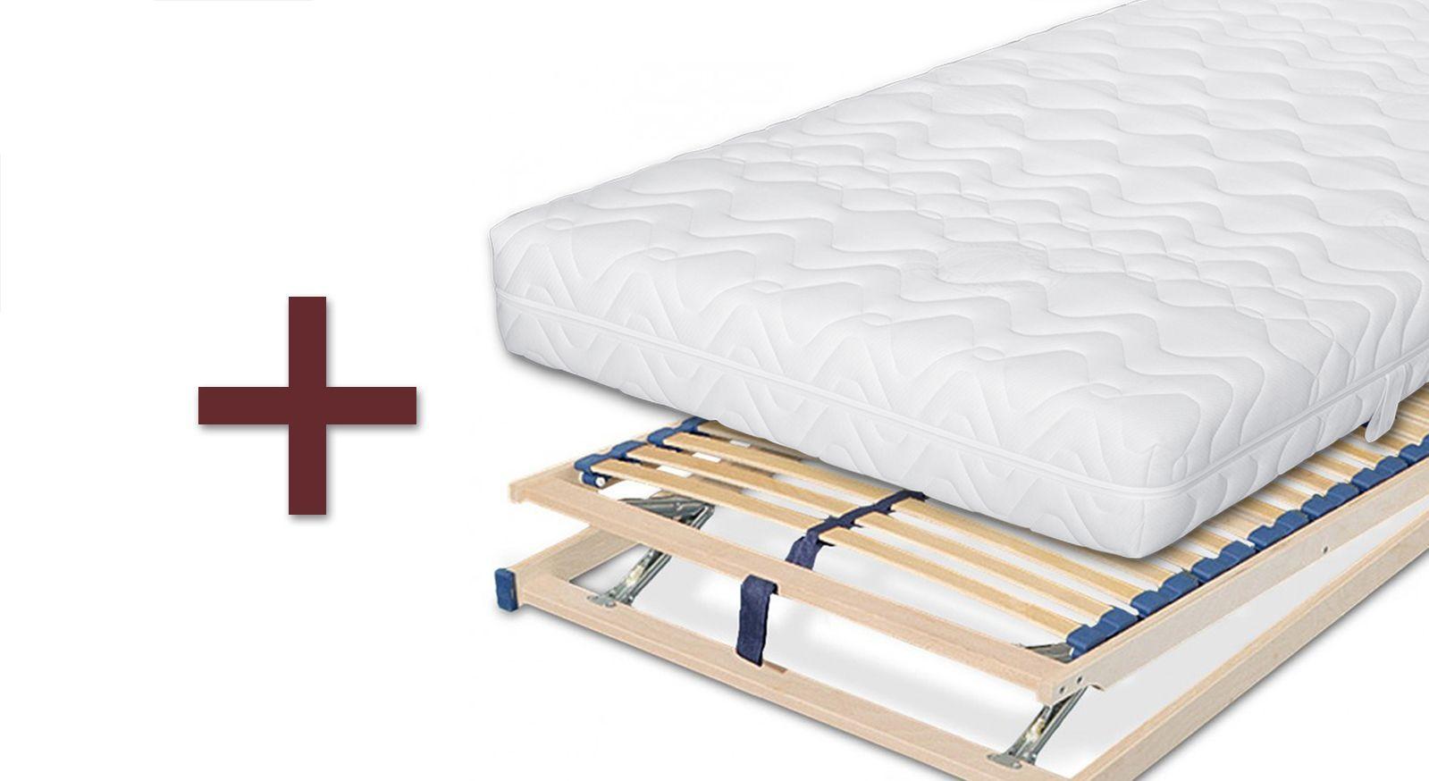 malie lattenrost taschenfederkern matratze im set polar combi. Black Bedroom Furniture Sets. Home Design Ideas