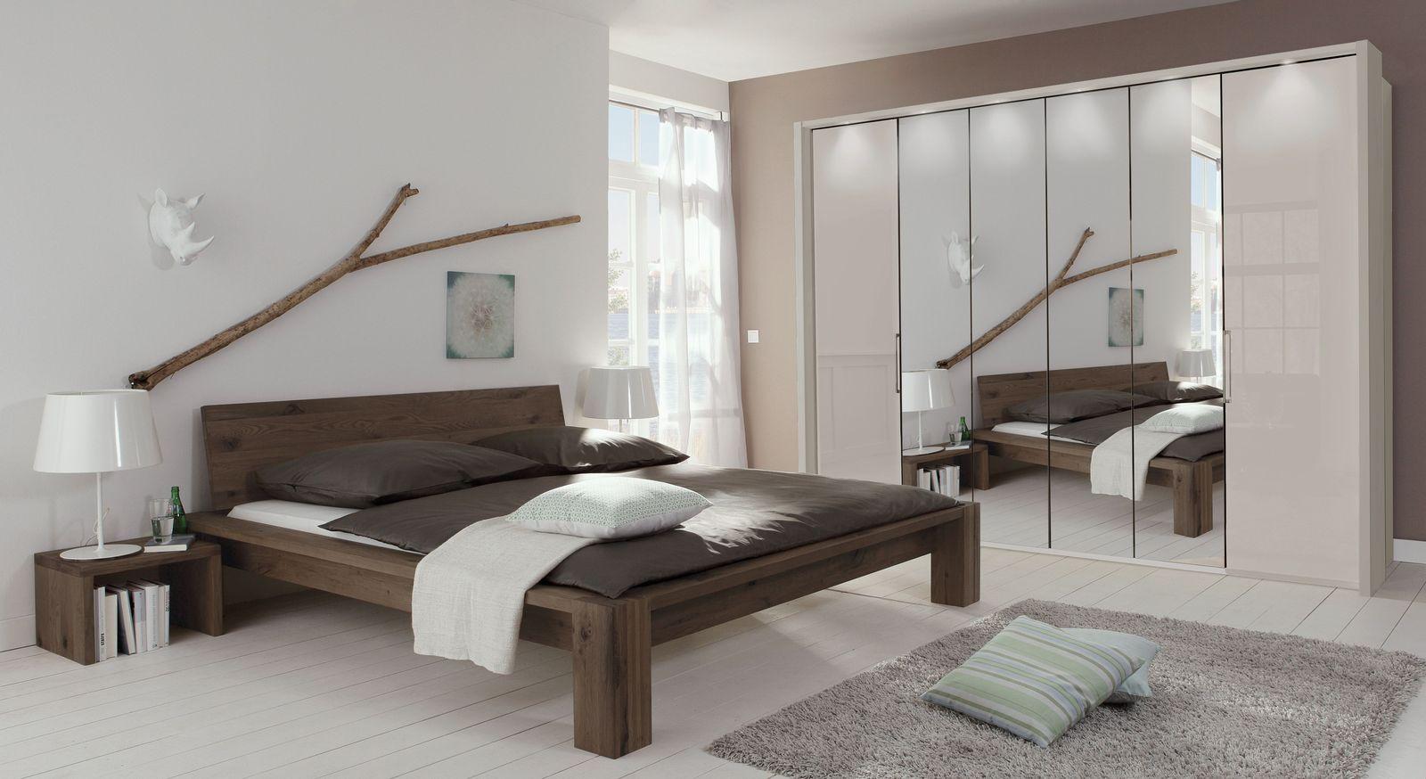 Spiegel-Falttüren-Kleiderschrank Northville mit passenden Möbeln