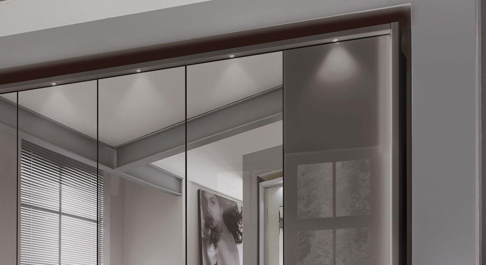 Spiegel-Funktions-Kleiderschrank Southville mit praktischen Spiegeltüren