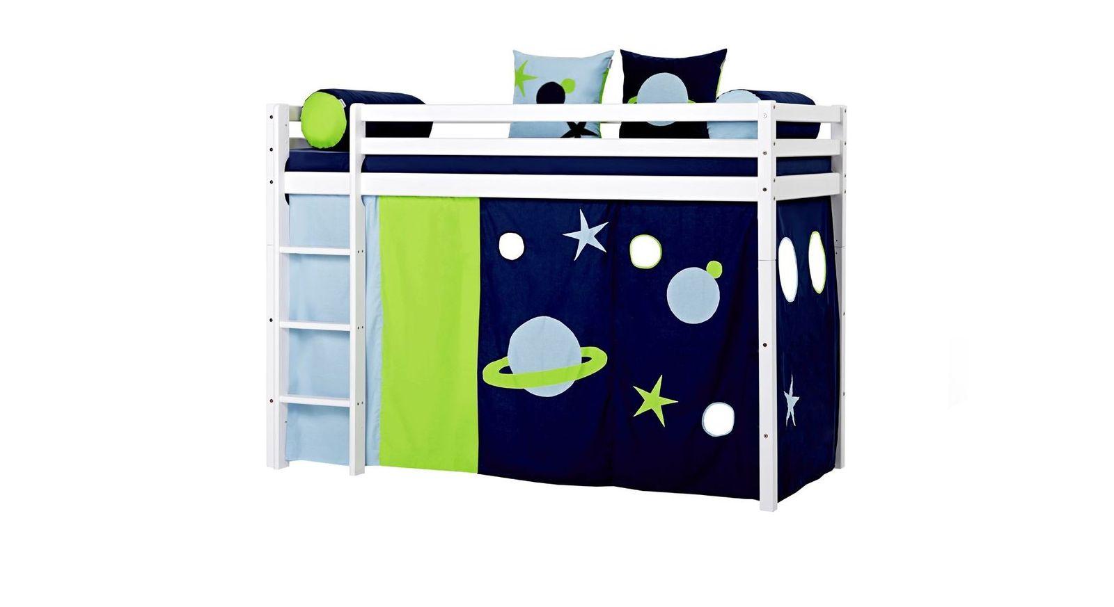 Spielvorhang Kids Heaven im Weltraum Dessin
