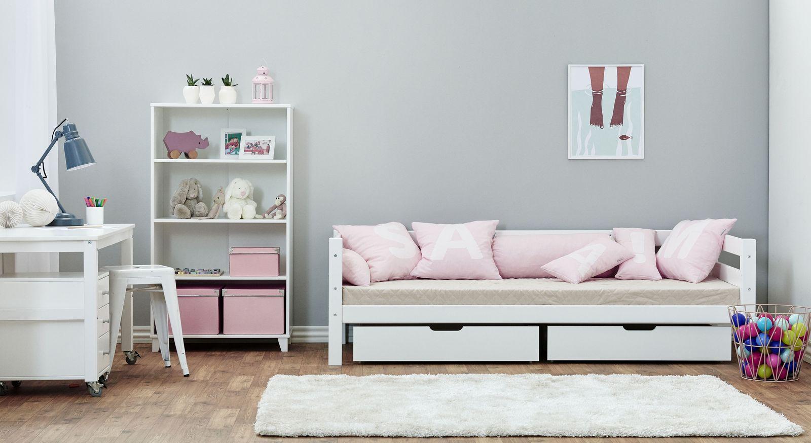 Standregal Kids Heaven mit passenden Möbel fürs Kinderzimmer
