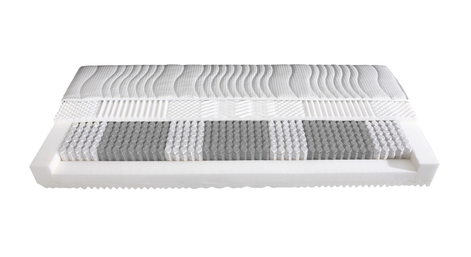 Taschenfederkern-Matratze Minea mit 7 Zonen