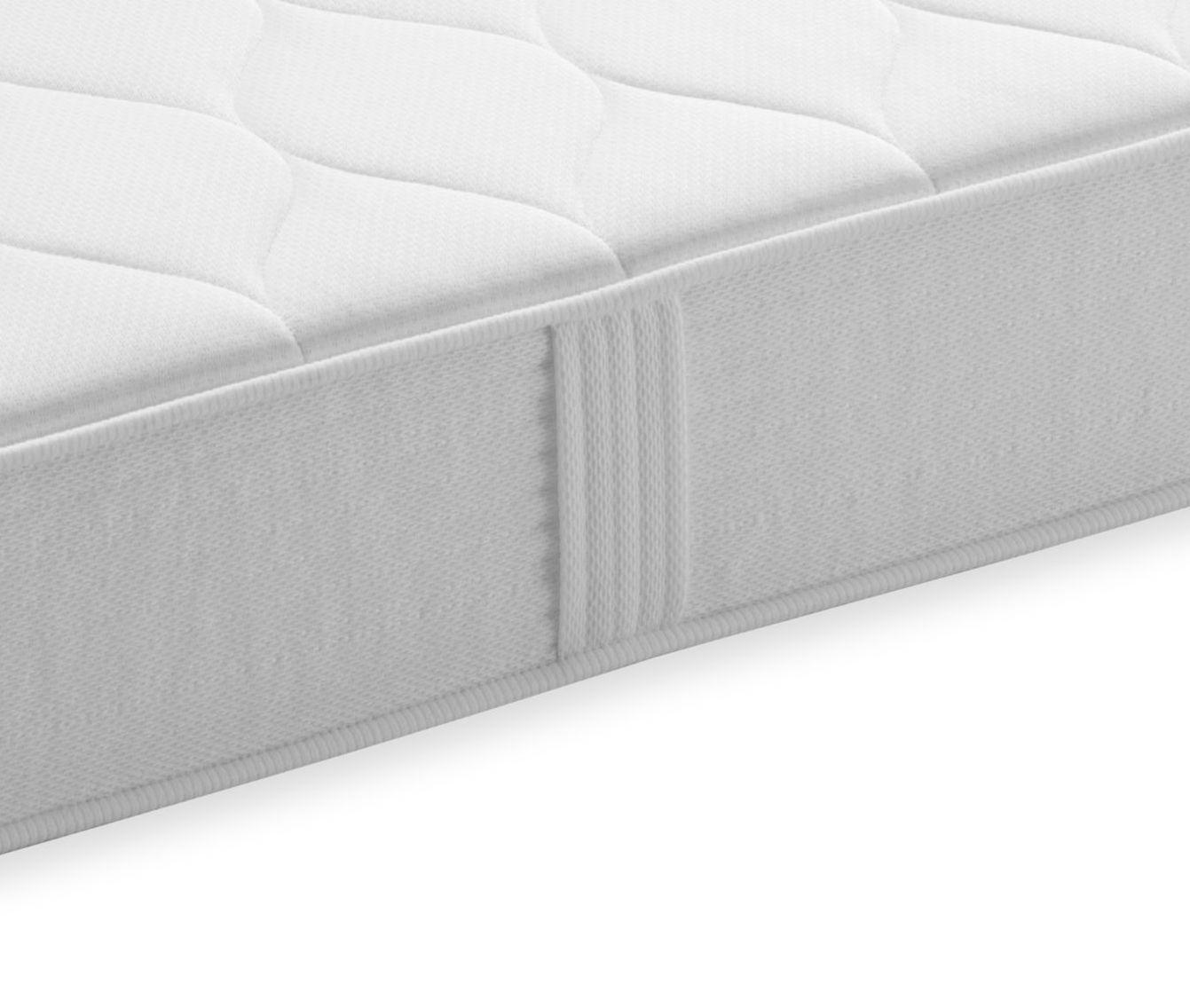 tonnentaschenfederkern matratze mit 5 liegezonen pan basic. Black Bedroom Furniture Sets. Home Design Ideas