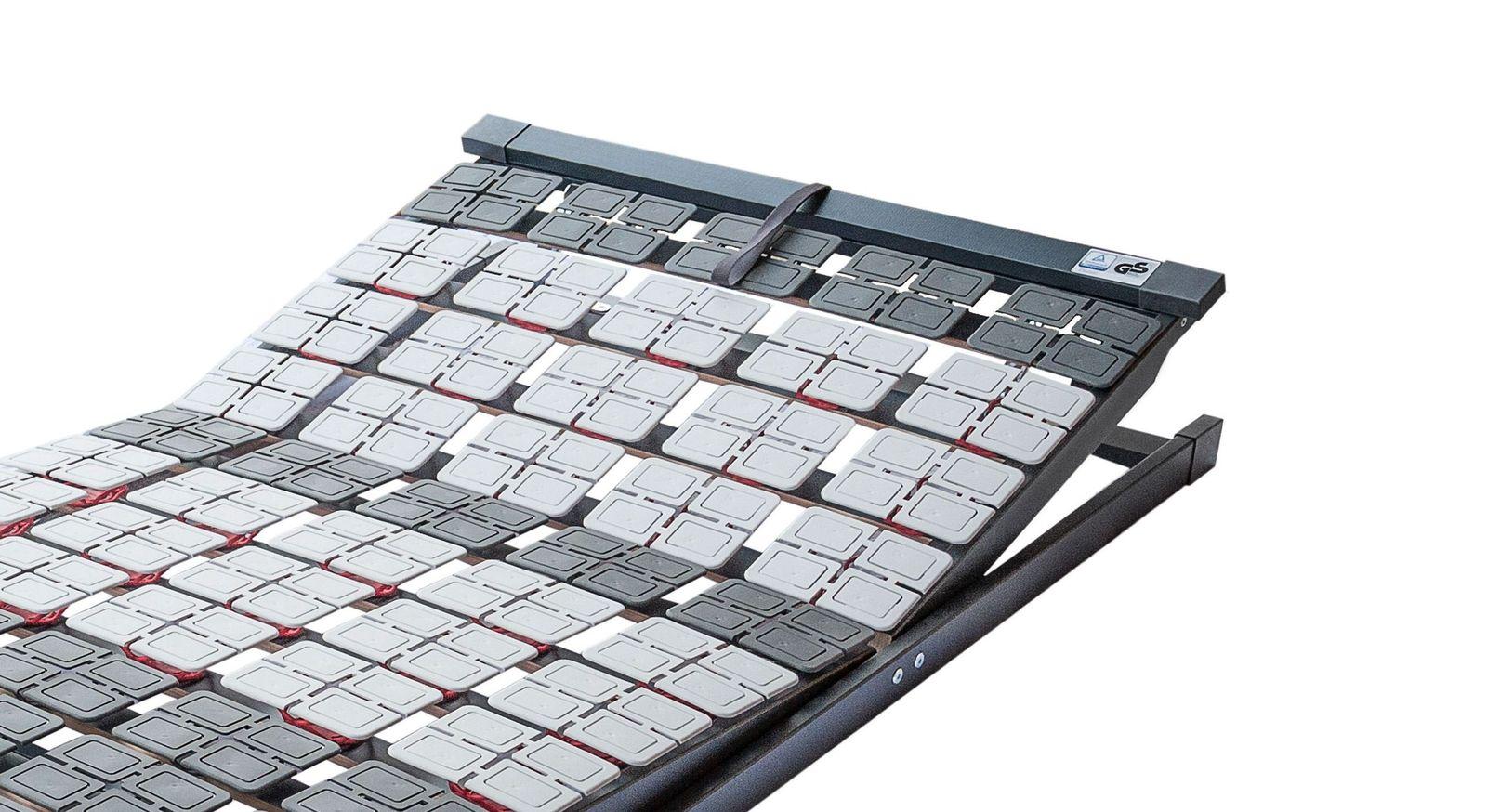Tellerlattenrost Platoflex mit robusten Modulen