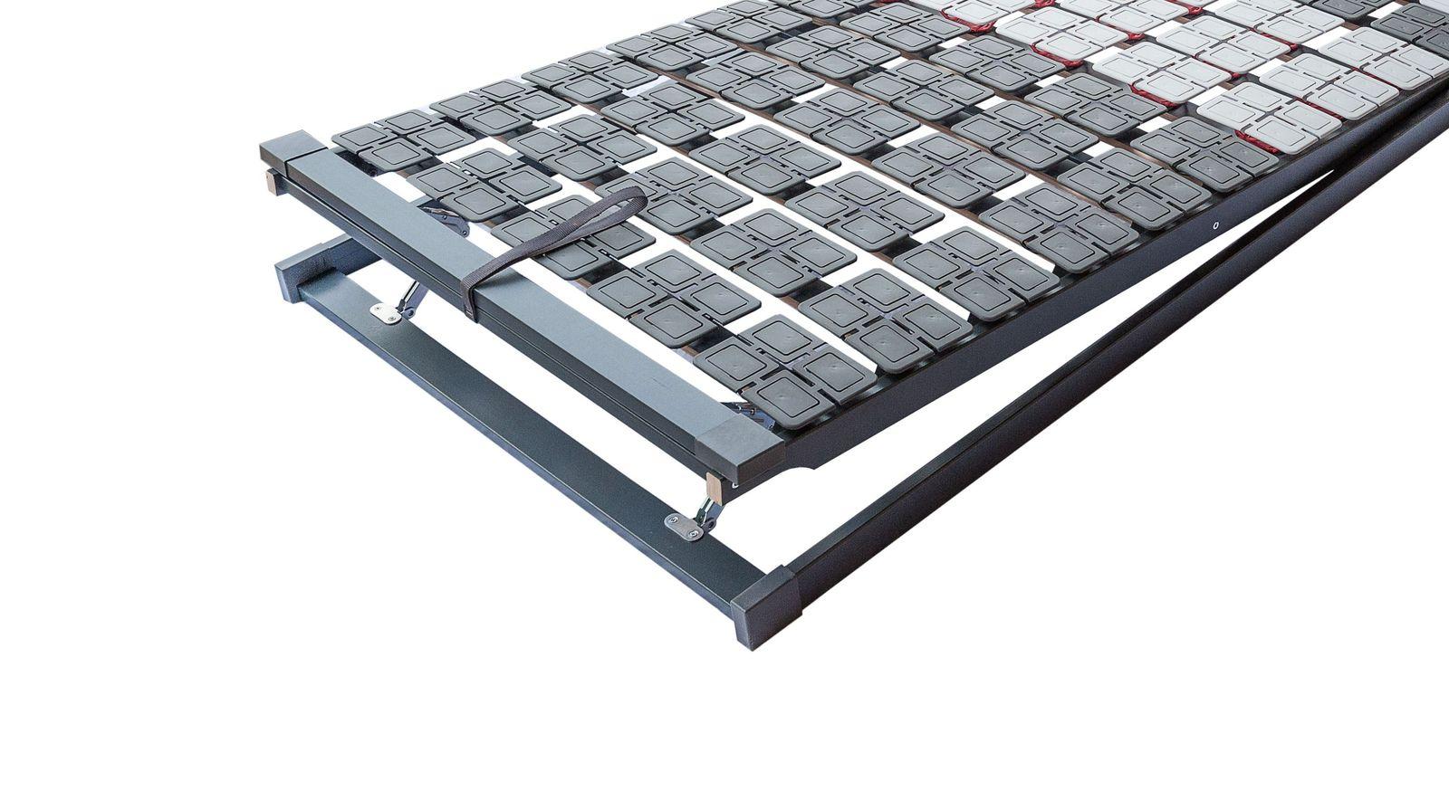 Tellerlattenrost Platoflex mit Schlaufe zur einfachen Verstellung
