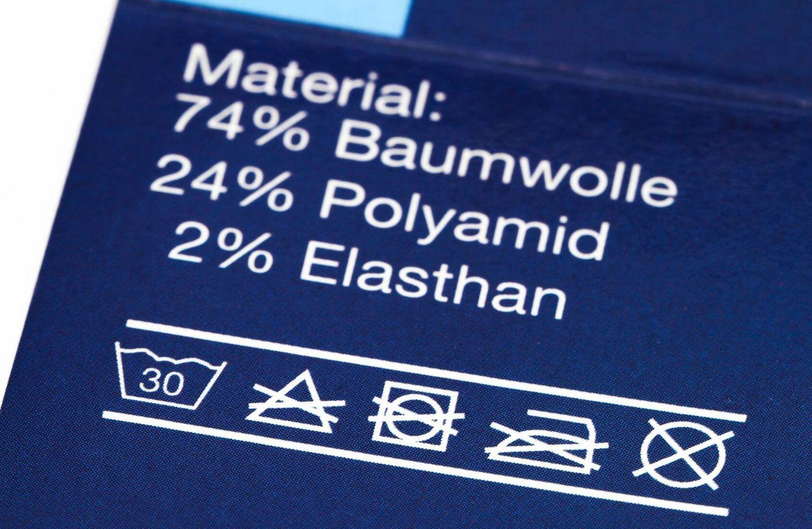 Was Bedeuten Die Textilpflegesymbole Textilien Richtig Pflegen