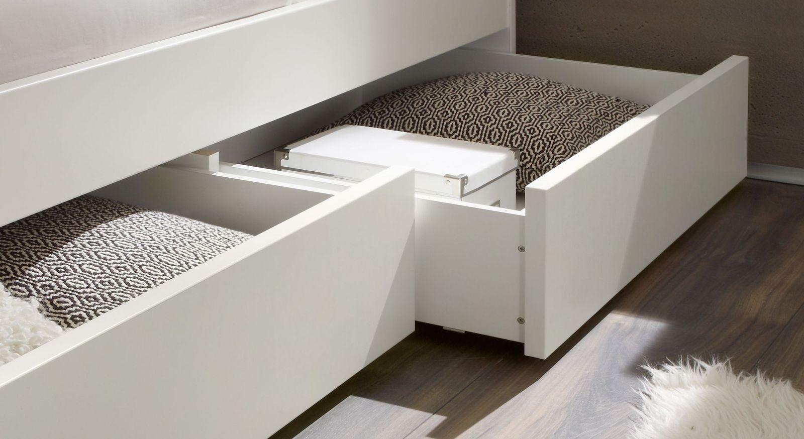 Bettkästen Tip-on-Beschläge für griffloses Öffnen