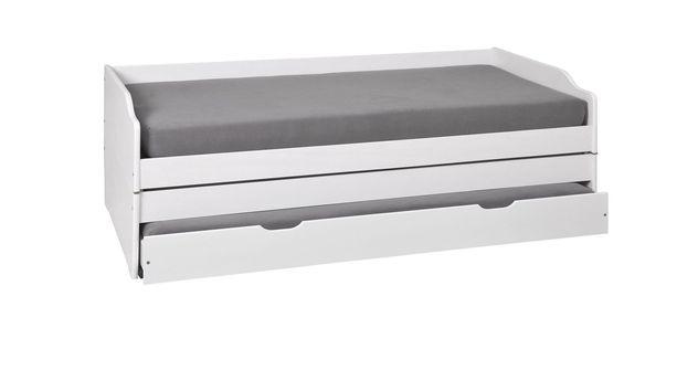 3-in-1- Funktionsbett in Komfort-Liegehöhe