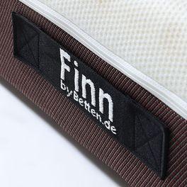 4-in-1 Wendematratze Finn mit hochwertigen Wendeschlaufen
