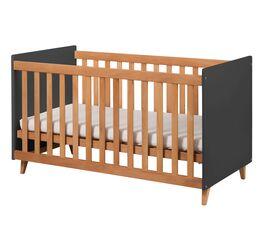 Stylisches Babybett Kids Nordic aus lackiertem MDF