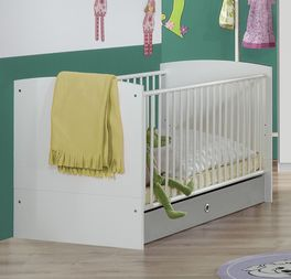 Babybett Porvenir optional mit Bettschublade