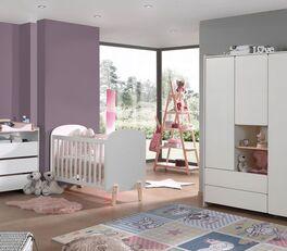 Babyzimmer Maila 4-teilig zum Set-Preis
