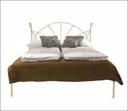 Bett Acara ohne Fußteil