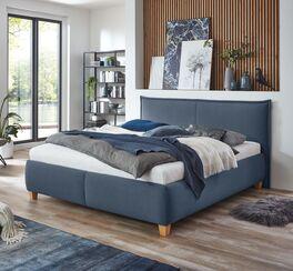 Bett Adana mit gemütlicher Polsterung