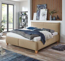 Bett Adana mit stabiler Konstruktion