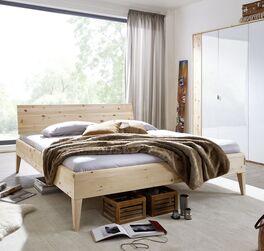 Bett Alistra Komfort in klassischem Design