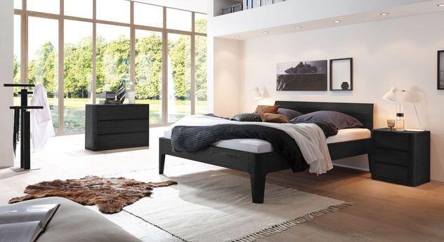 Bett Ambato mit passenden Schlafzimmer-Möbeln