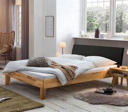 Hochwertiges und edles Bett Amsden
