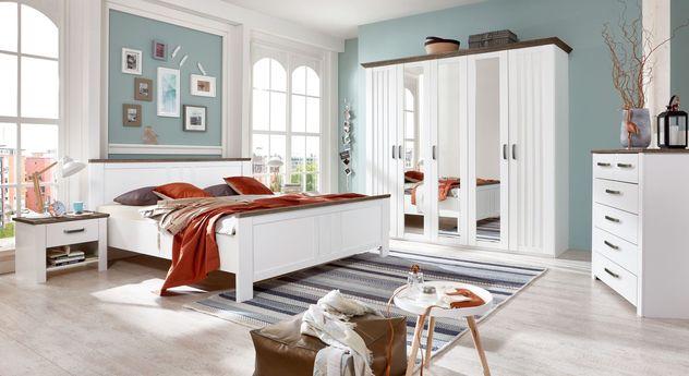 Bett Balero mit passenden Schlafzimmermöbeln