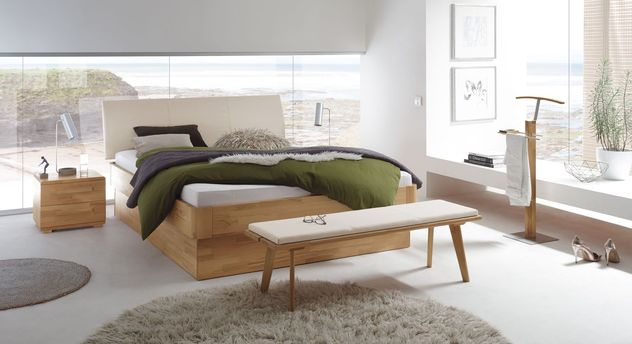 Passende Schlafzimmer-Möbel zum Bett Ballina