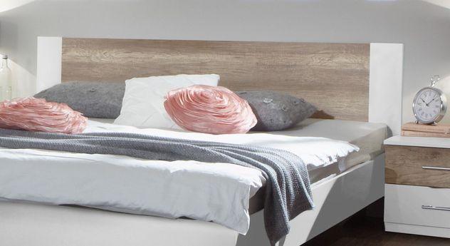 Bett Boquila inklusive Kopfteil