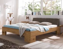 Rustikales Bett Dano online erhältlich