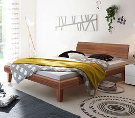 Bett Dareso mit pflegeleichter Dekor-Oberfläche
