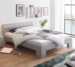 Preiswertes Bett Eris aus Beton-Dekor