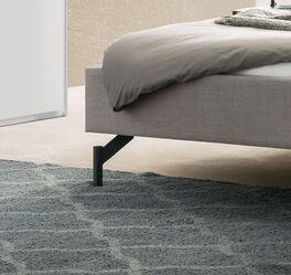 Bett Eskos Füße in innovativem Design
