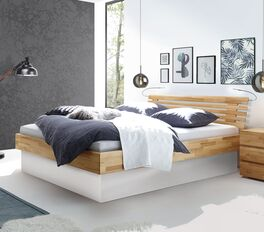 Bett Grosseto in Komfort-Liegehöhe