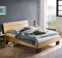 Bett Hamar aus Massivholz online kaufen