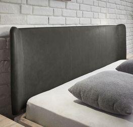 Kopfteil der Betten Imatra und Passo mit gewinkelten Seiten