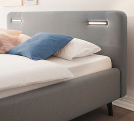 Bett Karama mit LED-Touch-Beleuchtung