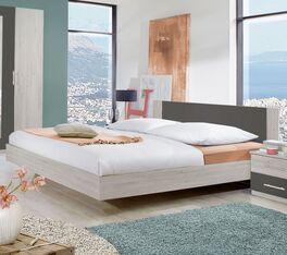 Bett Kemere in praktischen Doppeltbettgrößen