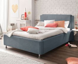 Stilvolles Bett La Marsa inklusive Kopfteil