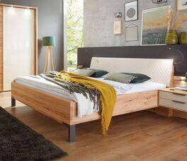 Bett Leandra in Komfort-Liegehöhe