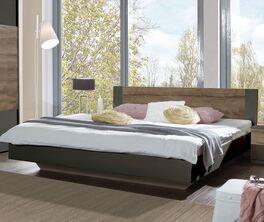 Bett Lika im modernem Design